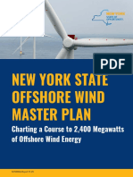 Offshore Wind Master Plan