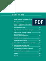 CFQ Som e Luz (Ondas Propriedades Espectro Reflexao Refraccao Lentes Visao Decomposicao) 2003