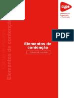 Elementos de Contenção - Cálculo de Empuxos-2013
