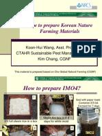 Korean Natural Farming Recipe1