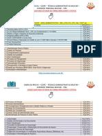 2. Mapa Da Mina - Técnico Administrativo - Stm - 2018