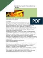 1 - Formulações e Desenvolvimento Tecnológico de Medicamentos
