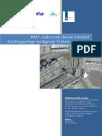 Eindrapportage MIRT-onderzoek station Schiphol 2014