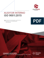 Auditor Interno Iso 9001 2015 c