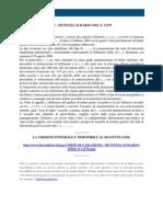 Fisco e Diritto - Corte Di Cassazione n 11279 2010