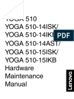Lenovo Yoga 510 Maintenance Guide