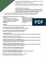 COSCIP- Decreto Nº 897 - Segurança Contra Incêndio
