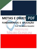 eBook Metas e Objetivos Mauro Guiselini