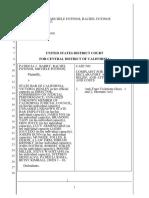 03.29.17.Summary Sherman Anti Trust Case