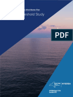 New York State ~ Visibility Threshold Study offshore wind energy development.