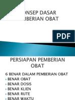 05. Konsep Dasar Pemberian Obat-(1).ppt