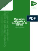 CypeDOC - Manual de Utilização e Manutenção Do Edifício - Manual Do Usuário-2011