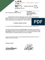 Lawrence Wilson File
