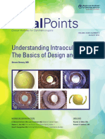 Understanding Intraocular Lenses the Basics of Design and Material