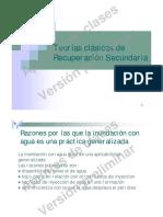 9-Teorías Clásicas de Recuperación Secundaria 2015