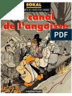 Canardo t08 Le Canal de l'Angoisse by RobinBanks