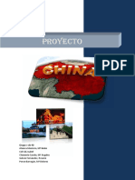 Proyecto de China (Grupo + de 40)