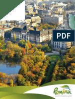 Brochure Rumaenien a City Journey
