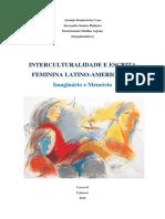 Interculturalidade e Escrita Feminina Latino-americana - 2016.pdf