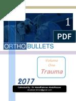Orthobullets Trauma