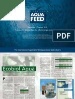 Ecobiol Aqua the effective single strain probiotic
