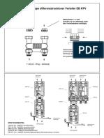 Extern FD8501 Erweiterungsbgr EBKPV