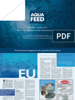 A GENERAL OVERVIEW AQUACULTURE IN THE EU