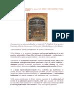 Manifiesto Minimalista 2004 de Hugo Giovanetti Viola Reditado en Bulgaria
