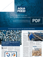 Abalone feed development in South Africa