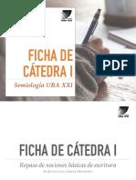 Ficha de catedra semio