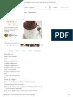Receita de Bolo de Caneca No Micro-Ondas - Receitas Do Allrecipes Brasil