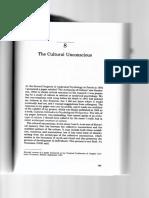 The Cultural Unconscious ( Inconsciente Cultural )
