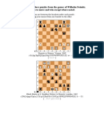 Wilhelm Steinitz's Winning Moves