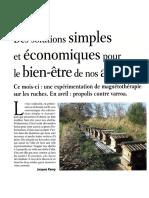 Abeilles aimants Article Mars2010 Abeillesetfleurs.pdf