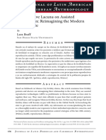 Braff-2015-The Journal of Latin American and Caribbean Anthropology