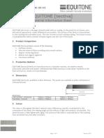 EG-45-101 Material Information Sheet [Tectiva] V2