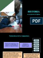 HISTORIA B.I.