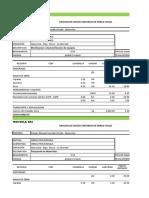Analisis de Costos Unitarios (1)