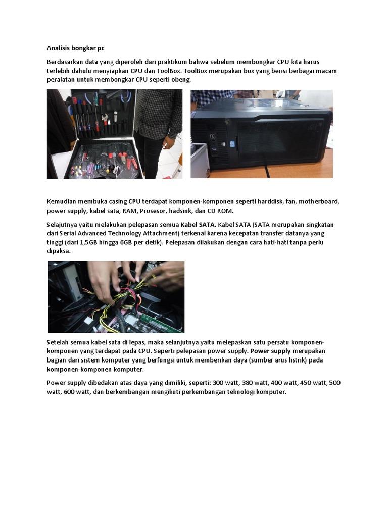 Analisis Bongkar Pc Kabel Power Komputer 1537625104v1