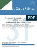 Obesidade e exercicio f+¡sico.pdf