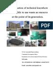 Waste Management Activities