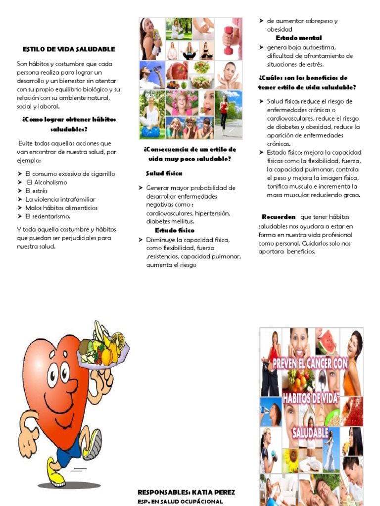 beneficios tener una vida saludable