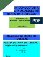 FPU y Análisis de Redes de Tuberías