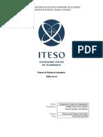 Practica 1 - Introducción a redes - ITESO