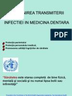 CURS PREVENTIE 1 Anul II Controlul Infectiei SCURT