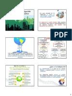 2 Adaptación y Mitigación Al Cambio Climático