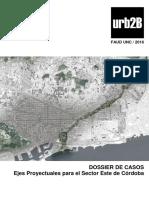 Urb2B - Dossier de Proyectos - 2016