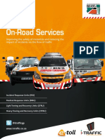 On Road Services Booklet