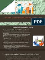 TEMA 2 Compañías en Ecuador