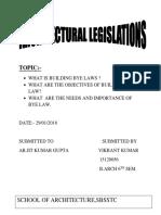 Building Bye Laws 2017 V